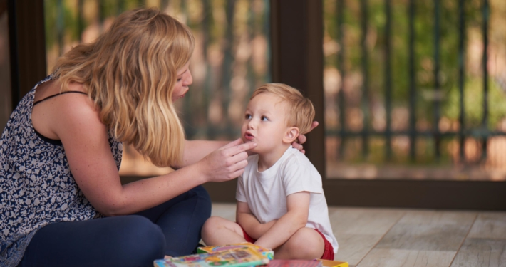 Child speech and behavioural therapy creche preschool